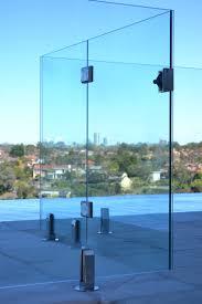 Polaris Door Hinges For Frameless Glass Pool Fencing Doors And Gates Polaris Frameless Glass Pool Fencing Glass Hardware Glass Hinge Self Closing Magnetic