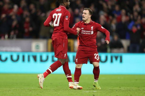 Image result for xherdan shaqiri""