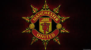manchester united logo wallpapers hd