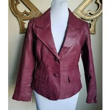 metro style jackets coats leather
