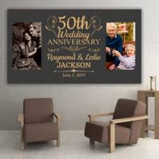 50th wedding anniversary gifts 45