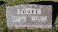 "Adeline Matilda ""Addie"" Graham Fogel (1884-1975) - Find A Grave Memorial"