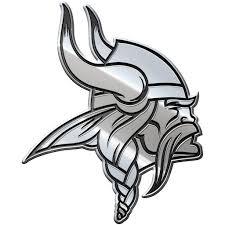 Nfl New England Patriots 3d Chrome Heavy Metal Emblem By Team Promark All Sports N Jerseys