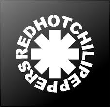 Red Hot Chili Peppers Band Vinyl Decal Car Window Rhcp Logo Sticker La Kandy Vinyl Shop