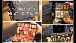 my pro makeup artist kit mac