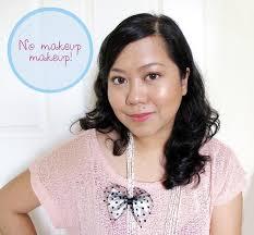 tutorial the no makeup makeup look