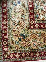 turkish hereke pure silk handmade rug