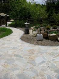 flagstone paving outdoors update