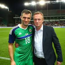 Why Aaron Hughes singled out Michael O'Neill for special praise in  retirement statement - Belfast Live