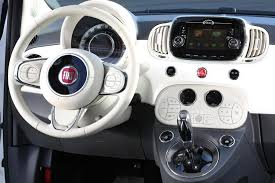 2016 fiat 500 updates include uconnect