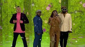 HDTV - Black Eyed Peas - MAMACITA ...