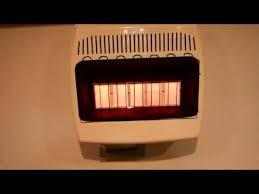 dyna glo infrared 30k btu garage heater