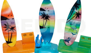 surfboards pen holder surf boards