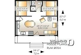 small 2 bedroom house plans