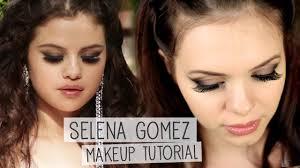selena gomez e and get it makeup