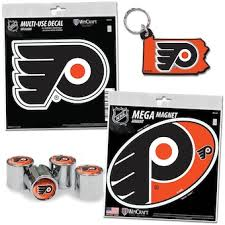 Philadelphia Flyers Car Accessories Flyers Auto Accessories Decals Clings Keychains License Plates Shop Nhl Com