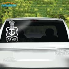 Navy Car Stickers N C Us Decals Indian Bumper Sutanrajaamurang