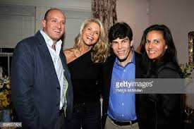 Michael Sucsy, Christie Brinkley, Quinn Bradlee and Perry Williamson...  News Photo - Getty Images