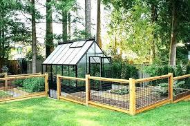 raised enclosed garden bed
