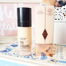 the body fresh foundation a