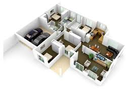 3d floor plans 3d house plan