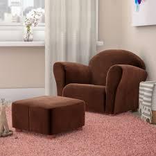 Zoomie Kids Jovanni Kids Chair And Ottoman Reviews Wayfair