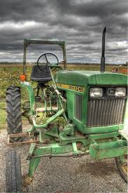 John Deere Tractor Tractor Home Decor John Deere Home Decor Etsy