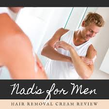 nad s for men hair removal cream review
