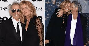 The First Time Keith Richards Met Wife of 37 Years Patti Hansen ...