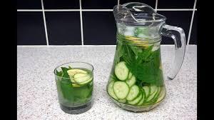 detox water recipe homemade you
