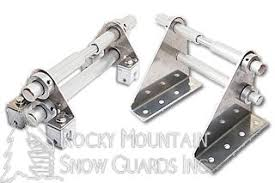 Snow Guards For Metal Roofs Introduction Rocky Mountain Snow Guards