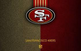 sport logo nfl san francisco 49ers