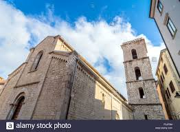 Vista giorno della chiesa di San Michele Arcangelo a Potenza, Italia Foto  stock - Alamy