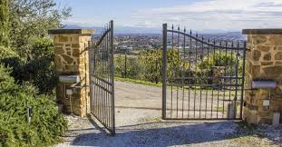 Driveway Gates Create Your Home S First Impression