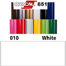 Oracal 651 Self Adhesive Sign Vinyl 24 Buy Online In Guernsey At Desertcart