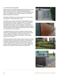 Town Centre Design Guidelines By City Of White Rock Issuu
