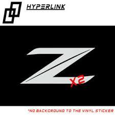 Nissan Z Logo Car Windshield Window Decal Vinyl Ebay