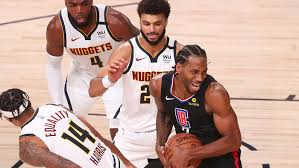 Clippers vs. Nuggets score: Live NBA playoff updates as Kawhi Leonard and  Co. try to bounce back vs. Denver - CBSSports.com