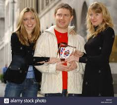Alexander, Freeman and Malleson British Comedy Awards Stock Photo ...