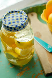 homemade lemon infused vodka you ll