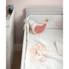Mamas & Papas Ava Rose - Cot/Cot Bed Bumper - Cots, Cot Beds & Furniture  from pramcentre UK