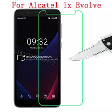 Tempered Glass For Alcatel 1X Evolve ...