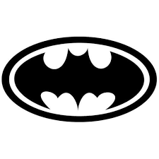 Batman Decal Sticker Batman Logo Decal Thriftysigns