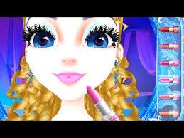 makeup fun ice princess royal wedding
