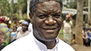 Denis Mukwege, M.D. | World Bank Live