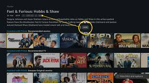 How to Watch 4K Movies on Amazon Prime