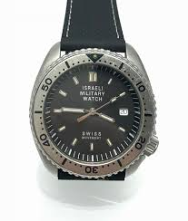 ADI - Israeli Military Diver Watch 229 MH3 - after 2000s - Catawiki