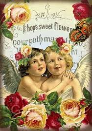 Pin by PRISCILLA Williamson on Family day quotes in 2020 | Valentines art,  Vintage valentine cards, Collage sheet