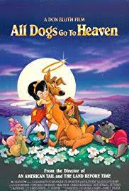 all dogs go to heaven imdb