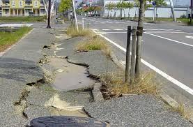 Forte scossa di terremoto appena avvertita. Tremano numerose città ...